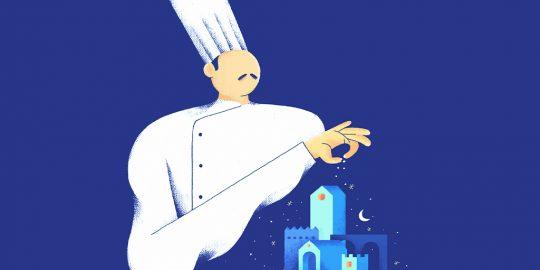 Gastronomia e a  Economia Criativa