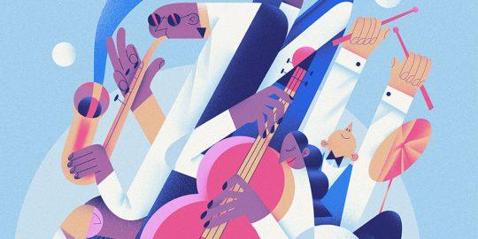 Música e a Economia Criativa
