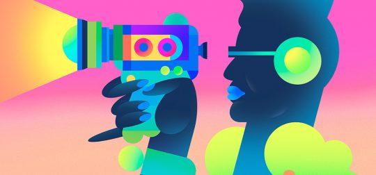 Quero estudar audiovisual,  por onde eu começo?