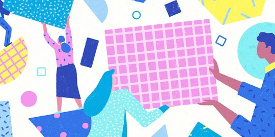 Transformação digital  através da criatividade